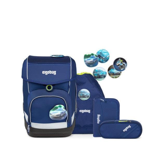 Ergobag BlaulichtBär Ergobag Cubo - Bild 1